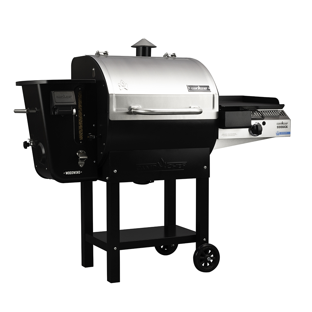 Woodwind CL24 Pellet Grill With WIFI & Bluetooth