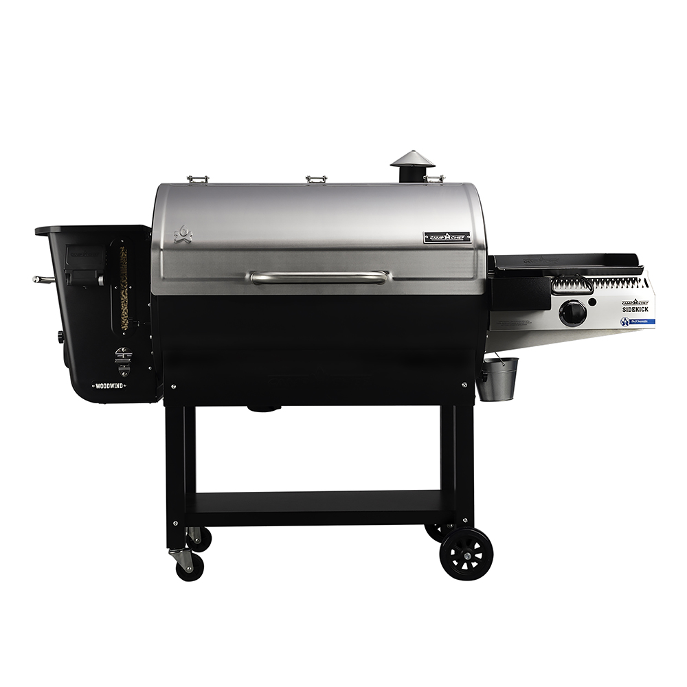 Woodwind CL34 Pellet Grill With WIFI & Bluetooth