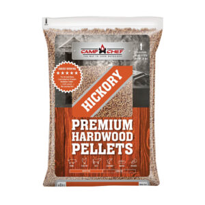 Hickory Premium Hardwood Pellets (9.07kg)
