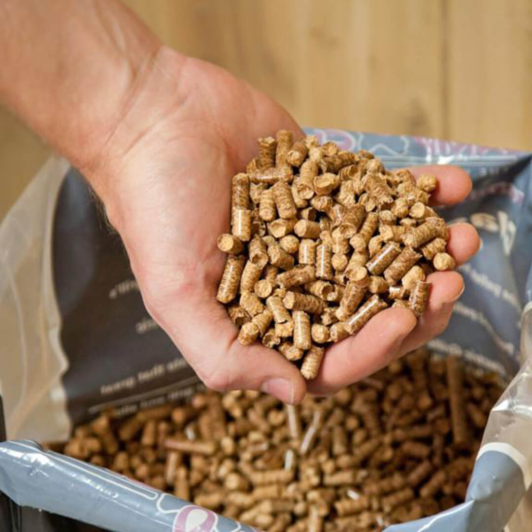 Competition Blend Premium Hardwood Pellets (9.07kg)